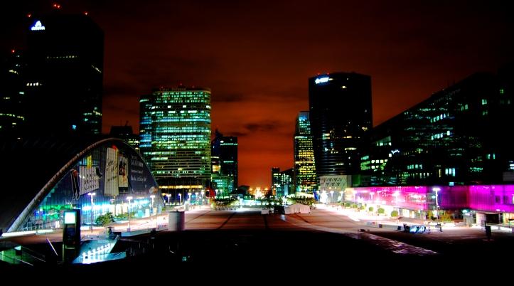 La_Défense_Nuit